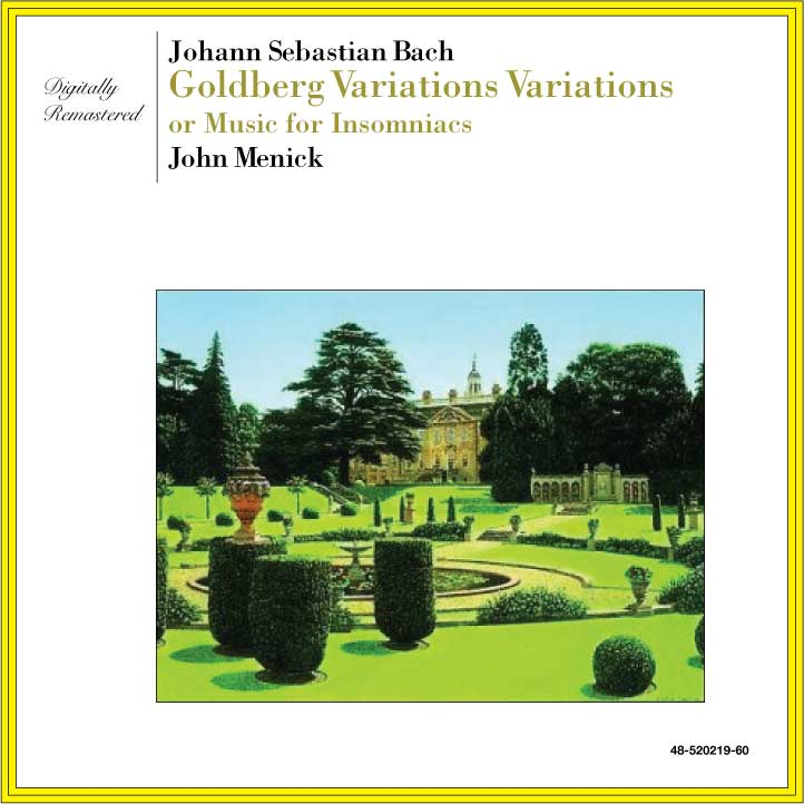 Goldberg Variations Variations